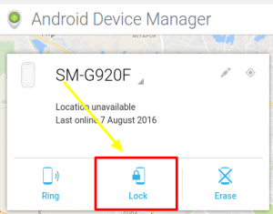 unlock android mobile