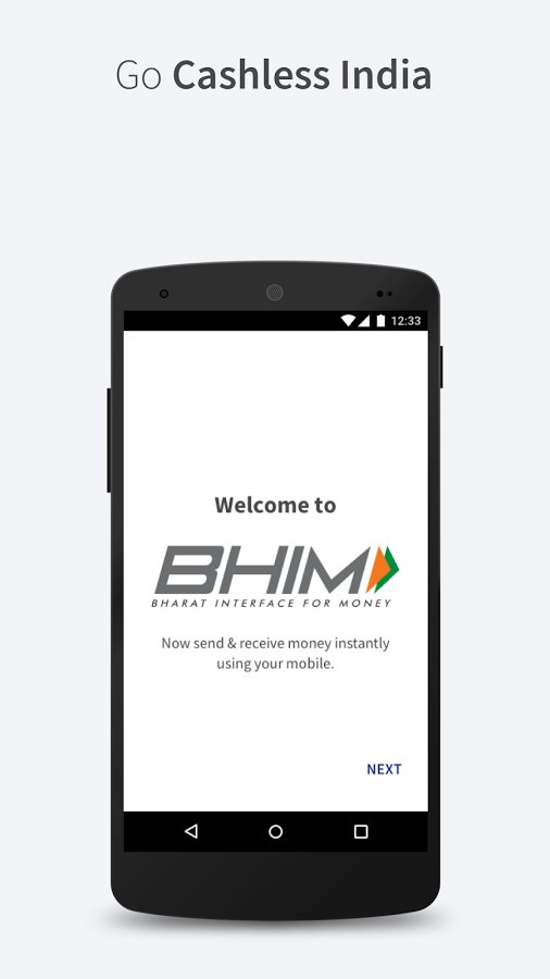 BHIM APP Download for Android, iOS, and Windows PC