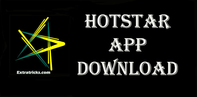Download The Apps Hotstar