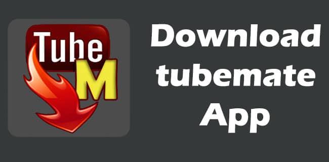 tubemate image