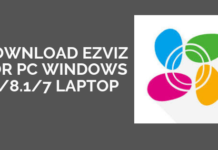 Download Ezviz for PC windows 108.17 Laptop