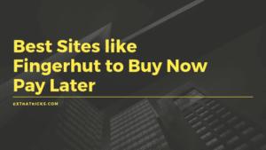 Best Sites like Fingerhut